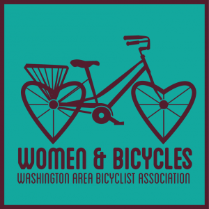 WABA women and bicycles logo