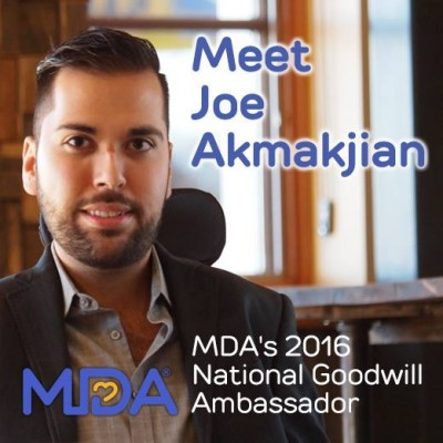 Photo of MDA spokesperson Joe Akmakjian.