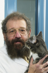 Colorado State University distinguished professor Bernard Rollin is a leading scholar in animal rights and animal consciousness.