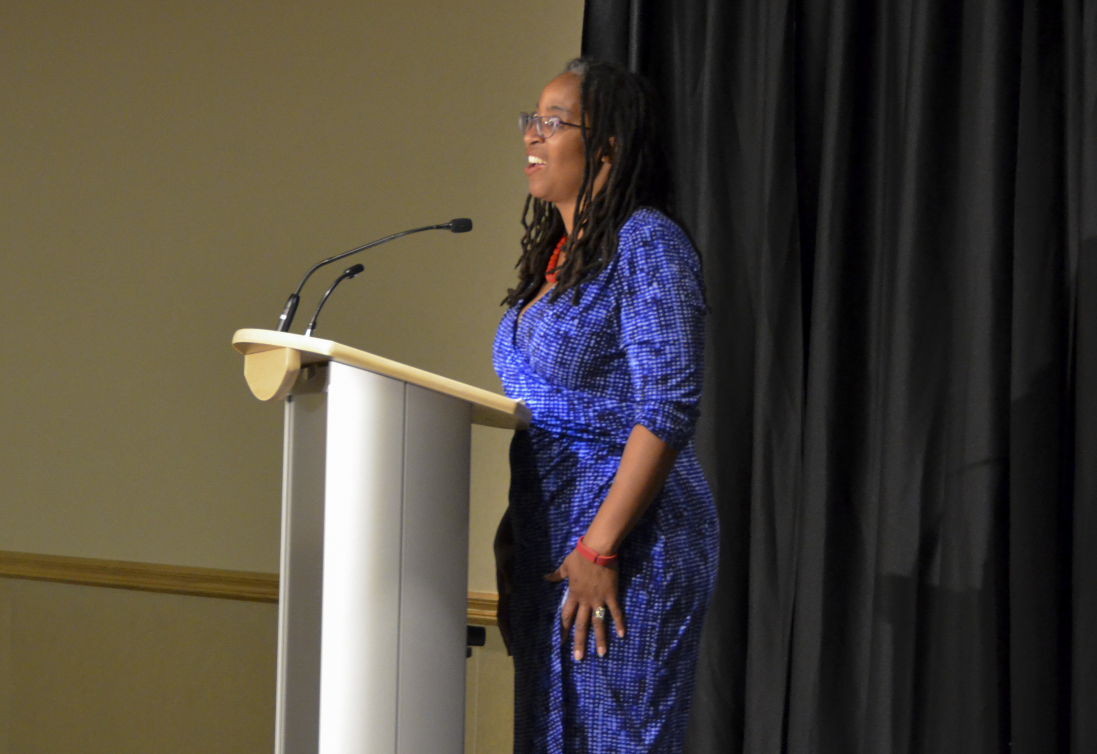 Camille Dungy introduces Komunyakaa