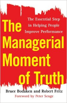 The Managerial Moment of Truth, by Bodaken
