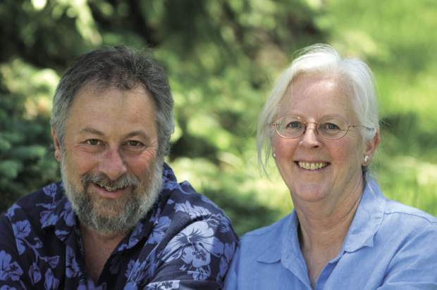 John Calderazzo and SueEllen Campbell