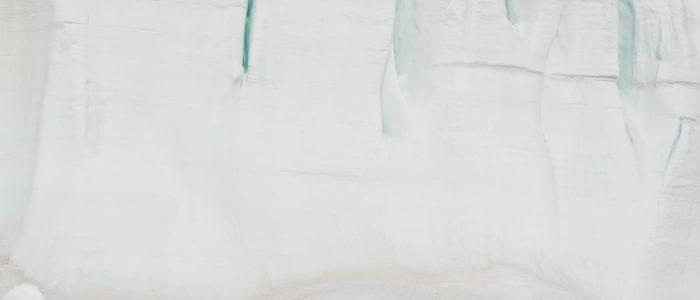 Poppie Gullet in Antarctica