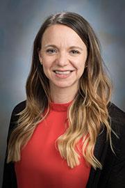 Abigail Veliquette, Ph.D. (M.A., '07; Ph.D., '13)
