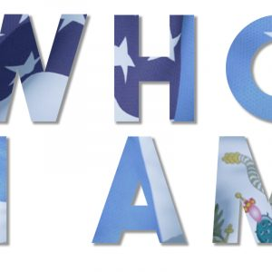 Who I Am film logo