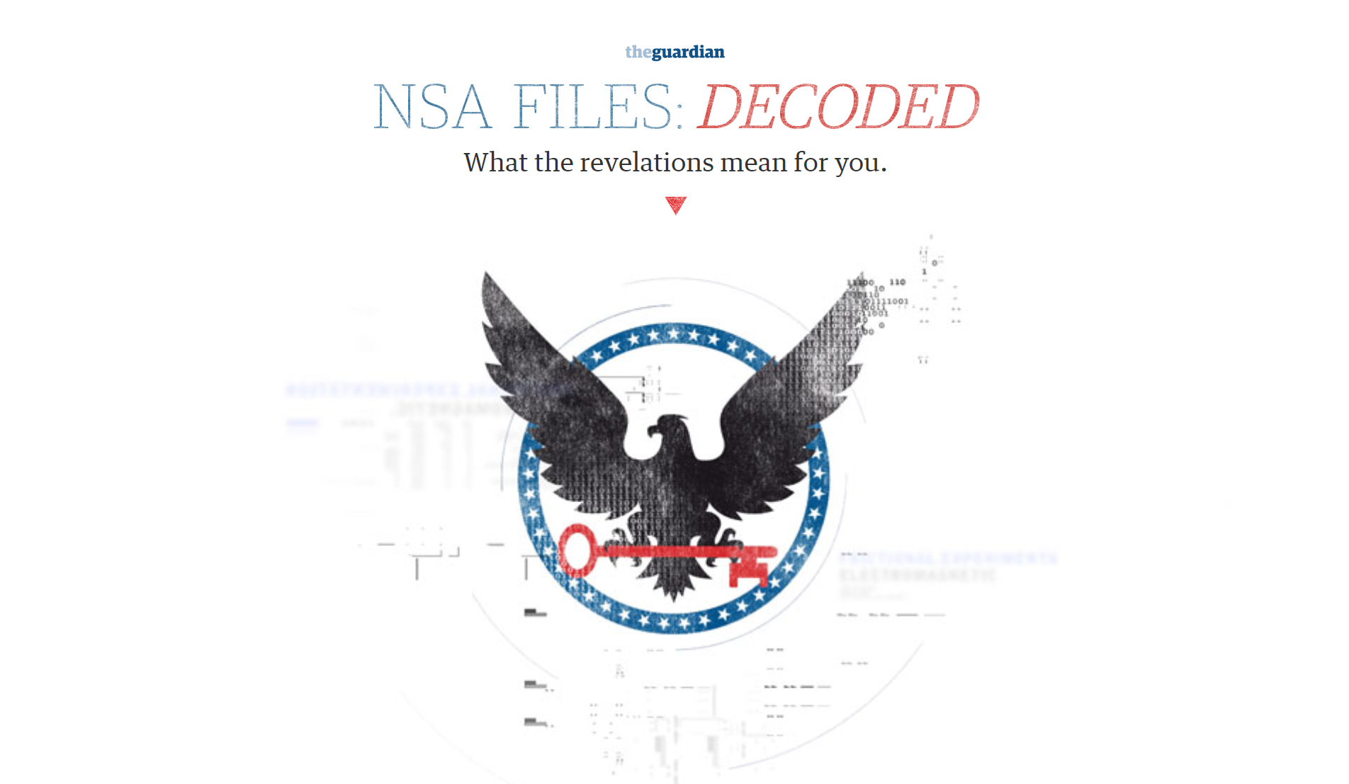 NSA files: Decoded What the revelations mean for you