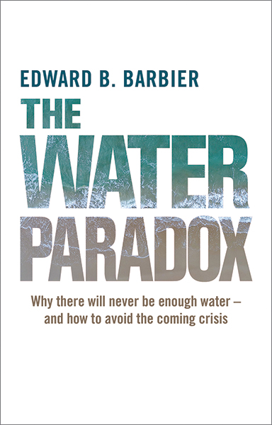 The Water Paradox book cover