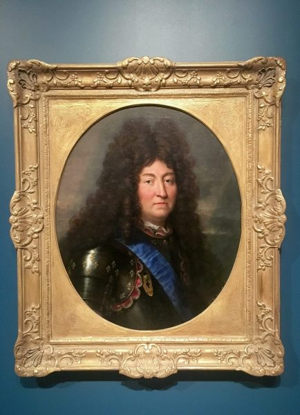 Portrait of King Louis XIV by Pierre Mignard I