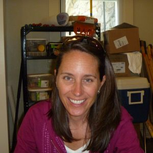 Tara Schoendiger, the mayor of Jamestown
