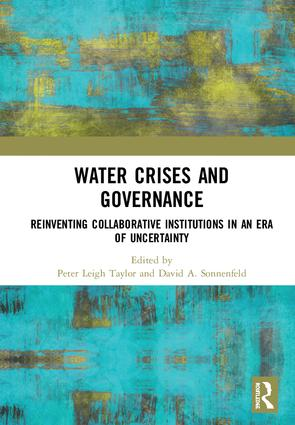 Water Crisis and Governance book