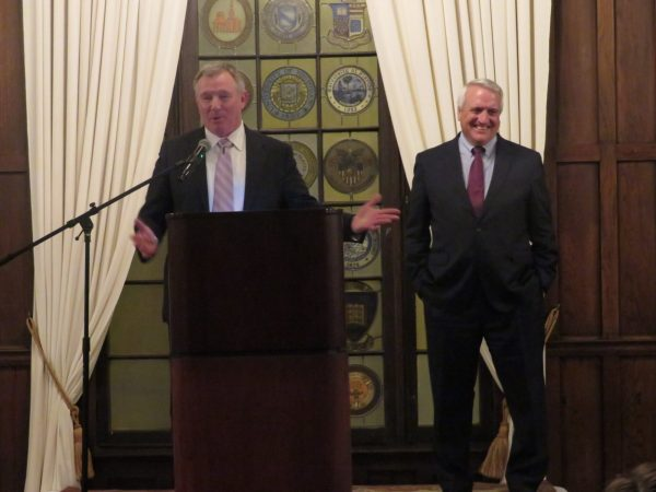 Bill Leone and Bill Ritter