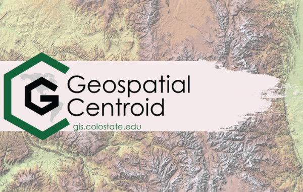 Geospatial Centroid at CSU