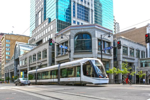 Public transporation is another priority for Kansas City.