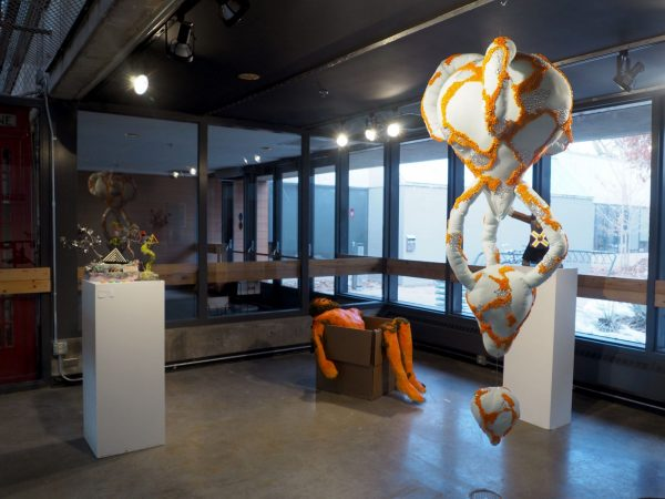 An exhibition in the Glassbox Gallery at CSU's Visual Arts building