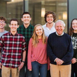 First cohort of the Blake Leadership Scholars