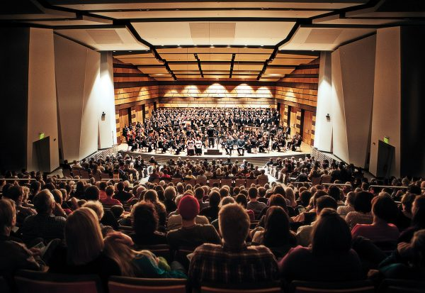 Griffin Concert Hall