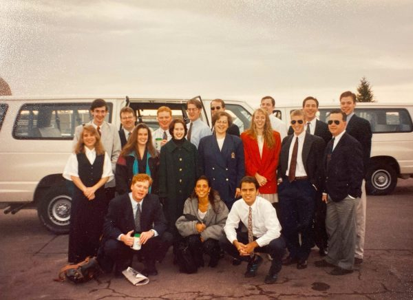 1995 group of CSU legislative interns