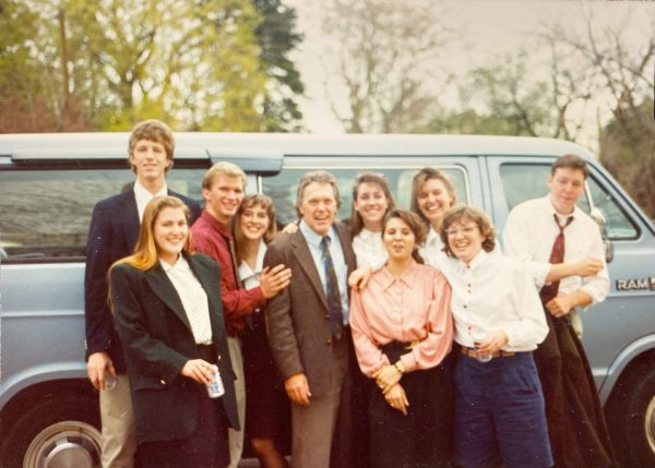 1992 group of CSU legislative interns
